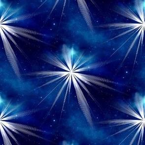blue star of bethlehem