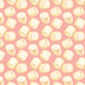 Marshmallows- Pink