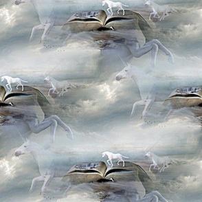 unicorns and fairy tales