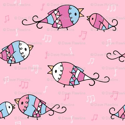 Singing Song Birds