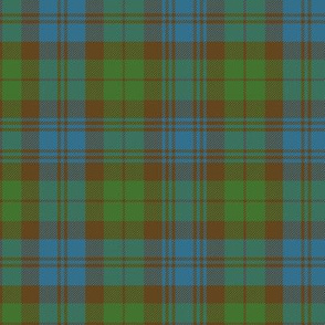 Tyneside blue district / military tartan