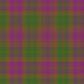 Tyneside purple district / military tartan