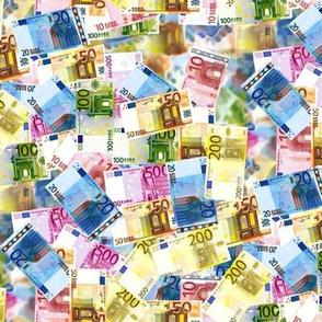 euro bills - euro banknoten