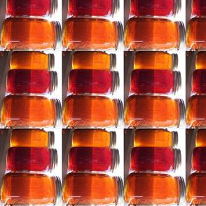 maple jars, horizonal, small