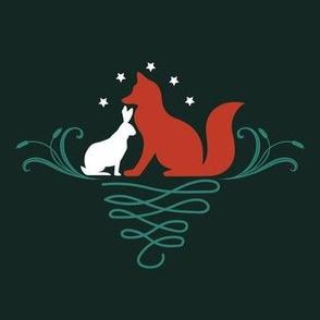 fox-bunny-stars