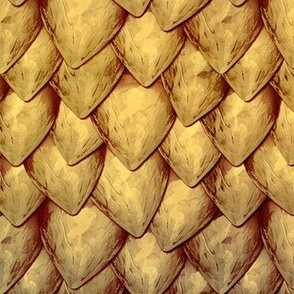 Gold Dragon Scales