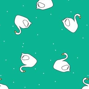 Game of Swans Spearmint
