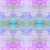 COAT OF COLORS Lilac, Violet, & Aqua