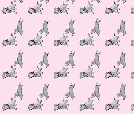 Fabric_pink_lab_puppies_ed_shop_preview
