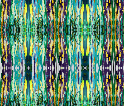 Drenched_Iris fabric by jdaccess on Spoonflower - custom fabric