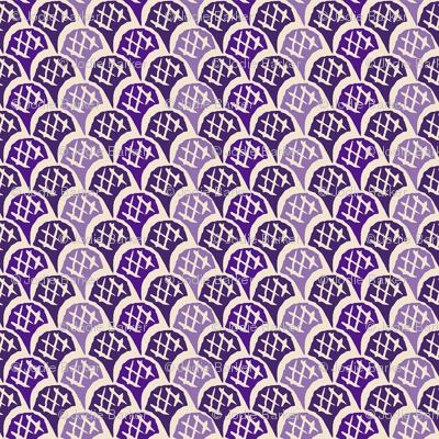 Scales - Spring Purples