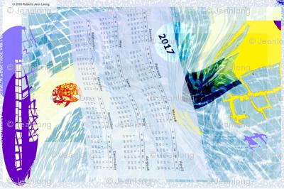 Jean Leong's 2017 Calendar