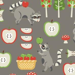 apple bandits in grey