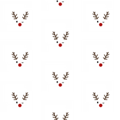 the red nosed rudolph - light