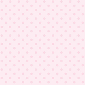 Polka Dot Double Pink (Small)