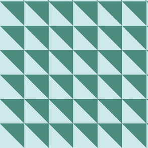 Light blue green geometric Flags_Miss Chiff Designs