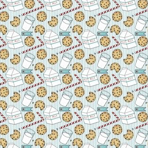 Milk and Cookies - small