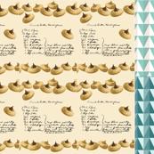 Peanut Butter Kiss Recipe Tea Towel_Miss Chiff Designs