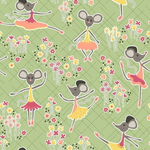 Dancing Mice (Autumn)