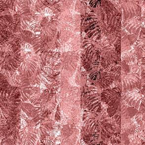 Dusty Cedar Impressions Stripes