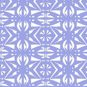 BELARUS PARTY PRINT Lavender