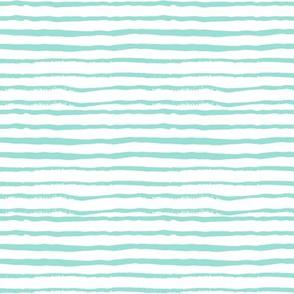 mint stripes fabric painterly stripe fabric stripes fabric girls room fabrics