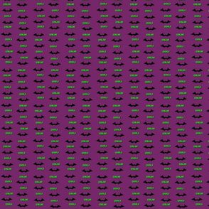 ghoulish bats