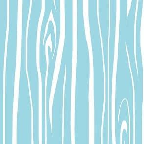 Woodgrain - light blue - Winslow Wood