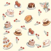 Mrs Mancini's Cakes (Clotted Cream)