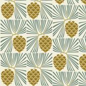 Pine cone ramble