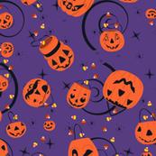Halloween Magic-Purple