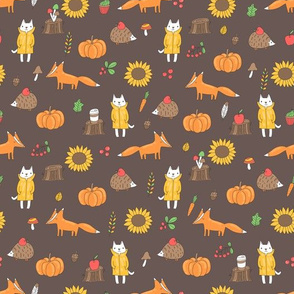 autumn pattern 2016