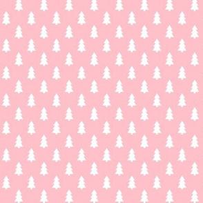 trees light pink