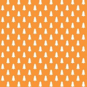 trees orange