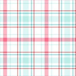 happy plaid no.7