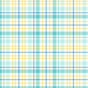 happy plaid no.12