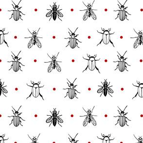 Flies&Bugs&Dots
