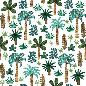 palms // palm tree tropical palm print andrea lauren fabric palms fabric palm tree fabric palms fabric palm print