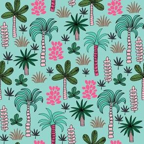 palms fabric // palm tree palms palm tree fabric tropical fabric tropical design tropical fabrics plants fabric andrea lauren