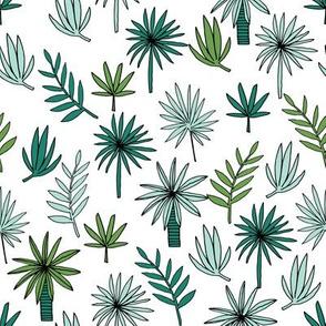 palm // palms tree palms fabric tropicals fabric tropical design palm print palms fabric
