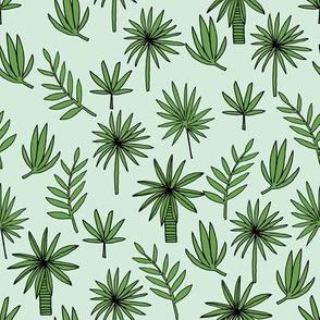 palms // palm tree palm frond fabric palm tree palm print andrea lauren fabric palms fabric palm tree design