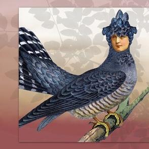Lady Bluebird