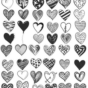 all kind of hearts