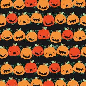Pumpkin Rows
