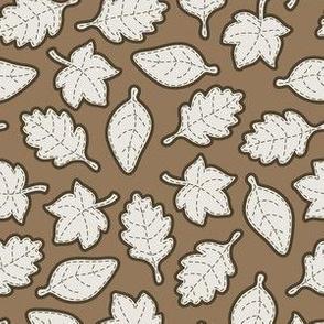 Leaf Toss (Brown)