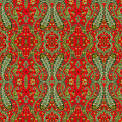 Bright_Red_Provence_Paisley__2