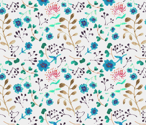 NZ dream fabric by maggie_lam_surface_design on Spoonflower - custom fabric