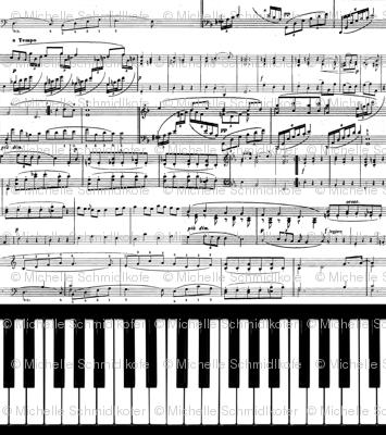 Piano Music (railroaded version)