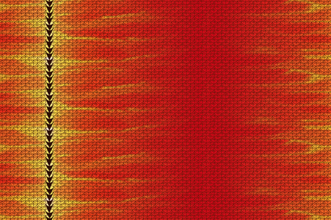 Red Dragon Scales With Spines fabric by marketa_stengl on Spoonflower - custom fabric