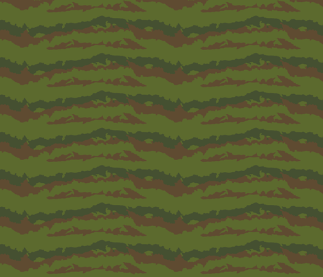 daguet_sixth_scale_woodland fabric by ricraynor on Spoonflower - custom fabric